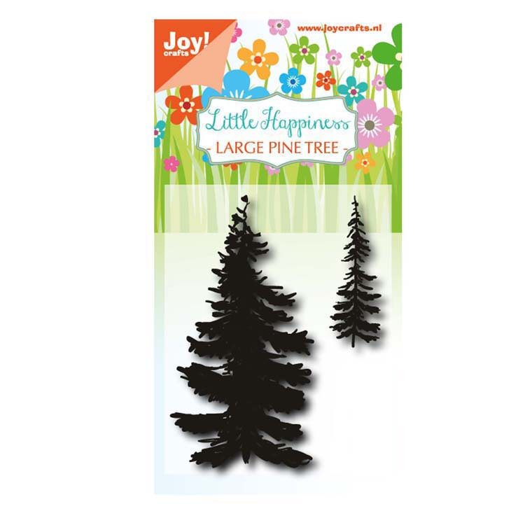 Joy! Crafts - Clear Stamp - Pine Tree