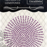 Couture Creations 2mm Gemstones - Amethyst