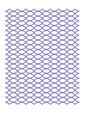 Couture Creations Embossing Folder - Chain Link