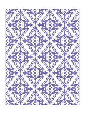 Couture Creations Embossing Folder - Garden Frame