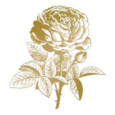 Anna Griffin - Hot Foil Stamp Classic Rose