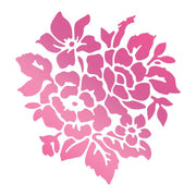 Couture Creations Hotfoil Stamp - Rosy Bouquet