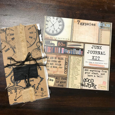 Architextures Junk Journal Kit 007