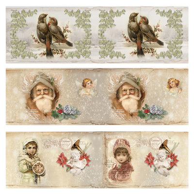 Reddy Shrink Sleeves Nostalgic Christmas 4.15