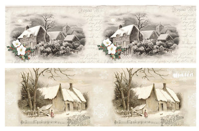Reddy Shrink Sleeves Nostalgic Christmas 5