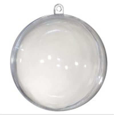 Reddy -Acrylic Christmas Balls -Set of 5