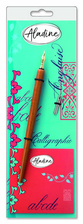 Aladine Introductory English Calligraphy Tools