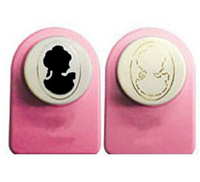 Cameo Punch - Vintage Lady - Small