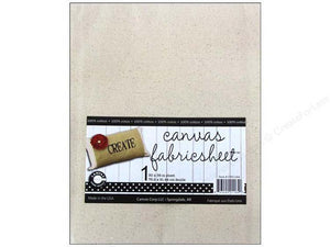 Canvas Corp Fabric Packaged Canvas 10 oz 30 x 36