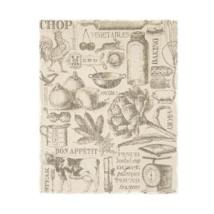 Canvas Corp 13 x 17 Fabric Panel - Farmhouse Kitchen