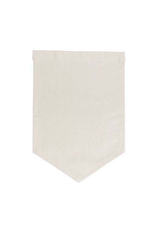 Canvas Corp Canvas Mini Banner Shield 6 x 8