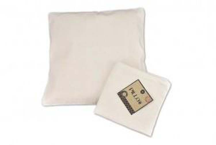 Canvas Corp Canvas Pillow with Zipper 18 x 18