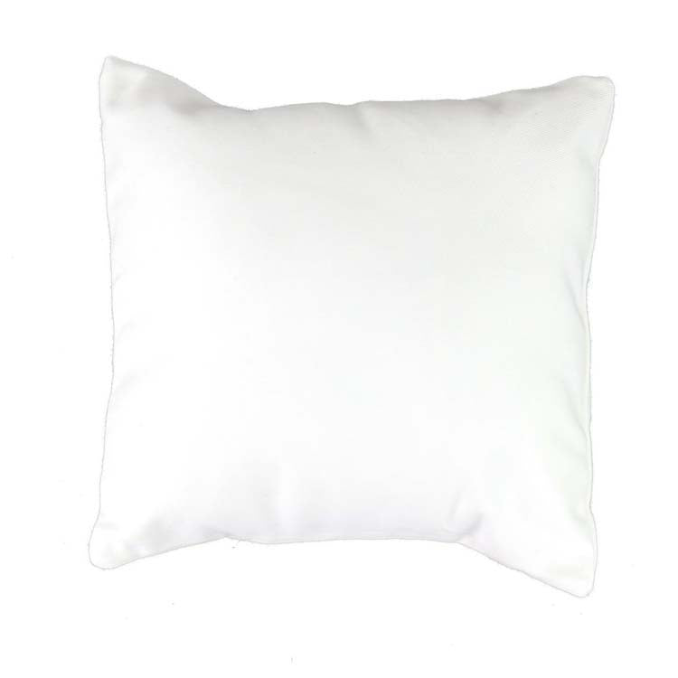 Canvas Corp White Canvas Pillow 12 x 12