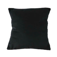 Canvas Corp Black Canvas Pillow 16 x 16
