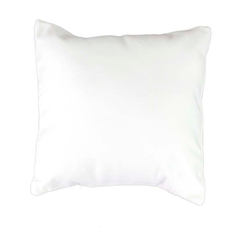 Canvas Corp White Canvas Pillow 16 x 16