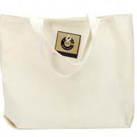 Canvas Corp Canvas Tote With Gusset 13.5 x 13 x 3