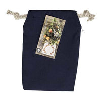 Canvas Corp Canvas Double Drawstring Bag - Assorted Colours