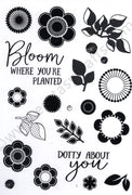 Creative Expressions - Clear Stamps - Dotty About You