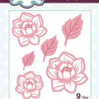Creative Expressions Collection - Layered Roses Craft Die