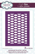 Creative Expressions Collection - Background Collection Netting Craft Die