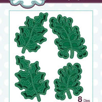 Creative Expressions Collection - Cut and Lift Collection Festive Foliage Craft Die