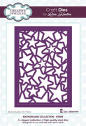 Creative Expressions Collection - Background Collection Stars Craft Die