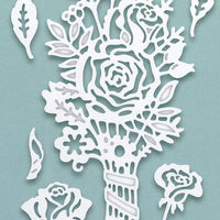 Creative Expressions - Paper Cuts Collection - Autumn Posy