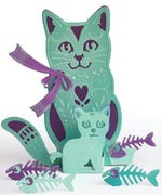 Creative Expressions Collection - Die Paper Cuts 3D - The Cats Whiskers