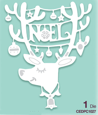 Creative Expressions - Paper Cuts Collection - Noel Rudolf