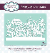 Creative Expressions - Paper Cuts Collection - Wildflower Meadow Craft Die