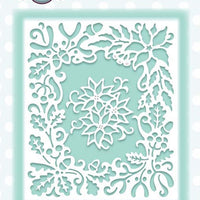 Creative Expressions - Paper Cuts Collection - Festive Foliage Frame Craft Die