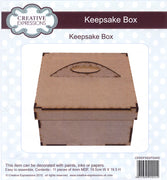 MDF Keepsake Box Set
