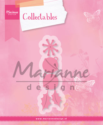 Marianne Design: Collectables Die Set - Jingle Bells