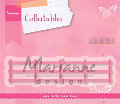 Marianne Design: Collectables Die - Fence