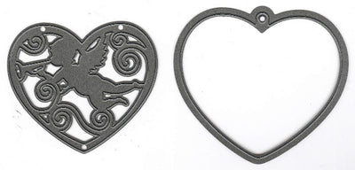 Marianne Design: Craftable Dies - Filigree Angel Heart