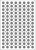 Embossing Folder - Spots and Dots