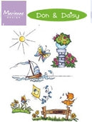 Clear Stamp Don & Daisy-Theme: Summer