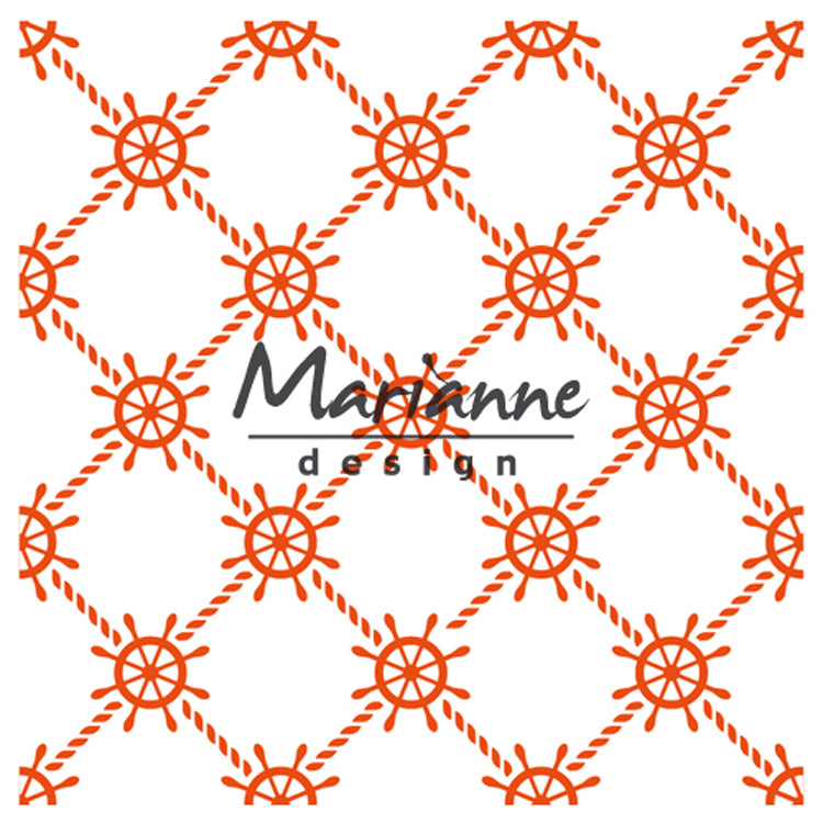 Marianne Design - Design Folder: Nautical