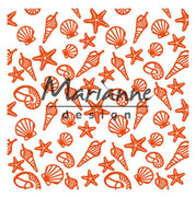 Marianne Design Embossing Folder Sea Shells