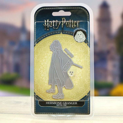 Harry Potter - Hermione Granger Die and Face Stamp