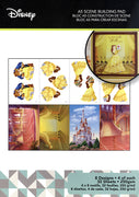 Disney - Belle A5 Scene Building Pad