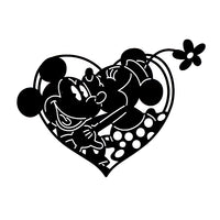 Disney - Mickey and Minnie - A Love Story Die