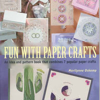 Fun With Paper Crafts Book