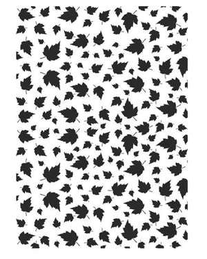 Embossing Folder A4 size - Leaves