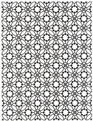 Creative Expressions - Embossing Folder - Victorian Tile