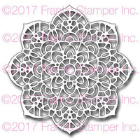 Frantic Stamper Cutting Die - Muse Mandala