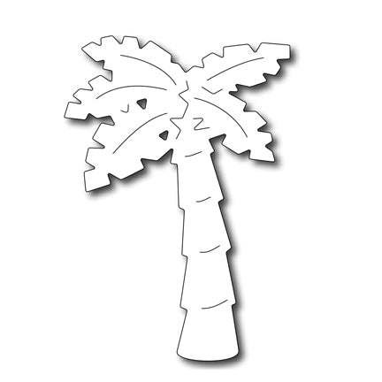 Frantic Stamper Cutting Die - Mix and Match Palm Tree