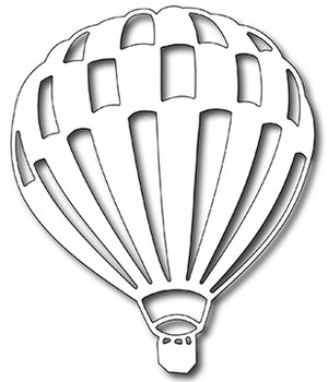 Frantic Stamper Cutting Die - Hot Air Balloon