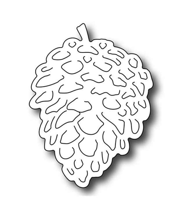 Frantic Stamper Cutting Die - Pinecone