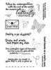 Frantic Stamper Clear Stamp - Set - Snips and Snails